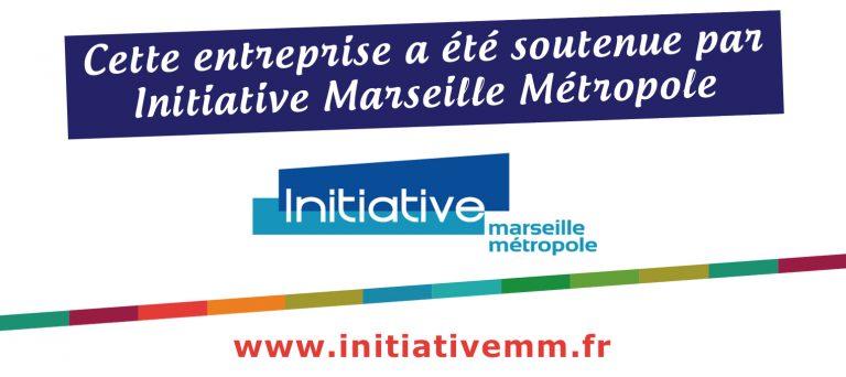 logo Initiative Marseille Métropole IMM Créateur d'entreprise